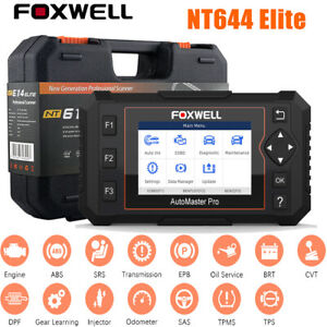 Automotive All Systems Epb Dpf Tba Brt Tpms Diagnostic Scanner Code Reader Tool