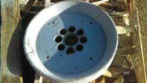 Massey Ferguson 5610 Rear Wheel Weight 72201882