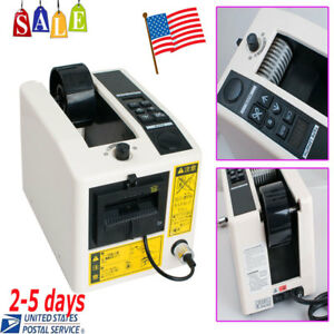 usa top Electric Automatic Tape Dispensers Adhesive Tape Cutter Packaging Tool