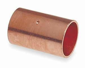 Nibco Wrot Copper Coupling Dimple Stop C X C Connection Type 4 Tube Size
