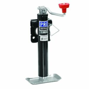 Pro Series Hitch 1401140303 Topwind Trailer Tongue Jack