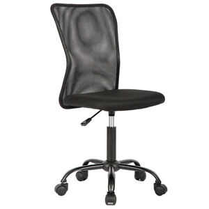 Mesh Office Chair Computer Middle Back Task Swivel Seat Ergonomic Chair 1265