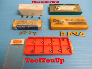 New 24 Pc Lot Carbide Insert Boring Bar Turning Tpgh 215 4 Other Southbend