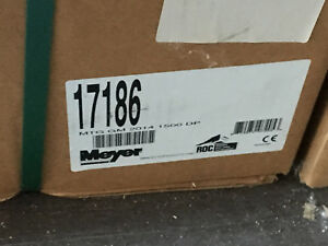 17186 Meyer Snow Plow Mounting Kit 2014 15 Gm Chevy 1500 Meyer 17186 Truck Mount