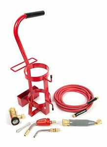 Turbotorch Tdlx2003mc Extreme Air Acetylene Torch Tote Kit 0426 0011