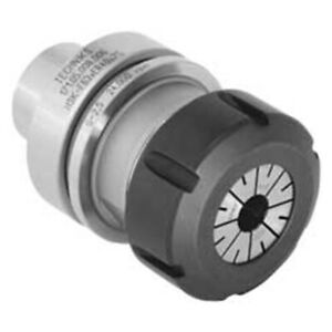 Techniks Hsk63f Er40 Collet Chuck X 75mm Length For Cnc Routers