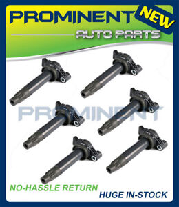 Uf506 Ignition Coil Replacement For 2004 2008 Lexus Es330 Toyota Sienna 3 3l V6