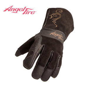 Revco Angelfire Bsx Ls50 Woman s Premium Grain Pigskin Welding Gloves Small