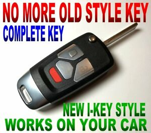 I Key Style Flip Remote For Bmw Brand New Chip Never Used Keyless Entry Fob E6