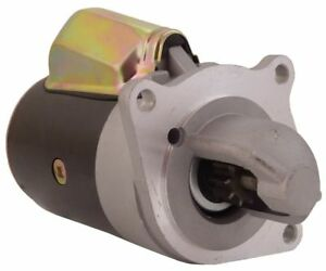 New Ford Tractor Starter 2000 3100 4000 5000 64 75 3139 D1nn11001a