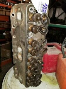 1961 Chevrolet Cylinder Head 8 283 Cast 3774682 Date J 14 0 411319