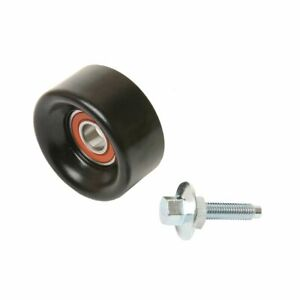 Belt Idler Pulley With Bearing For Jaguar S Type Super V8 Xj8 Xjr Xk8 Xkr