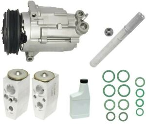 Reman Ac Compressor Kit Fg680 2010 2011 2015 Chevrolet Equinox Gmc Terrain 2 4l