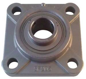 Ntn Flange Bearing 4 bolt Ball 1 Bore Sucf205 16cc