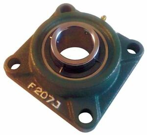 Ntn Flange Bearing 4 bolt Ball 2 3 16 Bore Ucf211 203d1