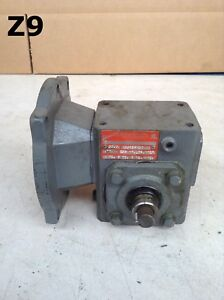 Browning 56h30 Right Angle Worm Gear Drive speed Reducer 0 28hp 30 1