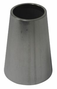 Vne T304 Stainless Steel Concentric Reducer Butt Weld Connection Type 4 X 2