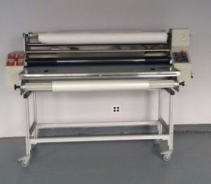 Ledco 60 Digital Hot And Cold Laminator
