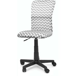 Mesh Printed High Back Chair Comfort To Provide All day Support Resistence Zebra