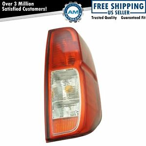 Rear Tail Light Lamp Assembly Passenger Rh Rr For Nissan Frontier Pickup Truck