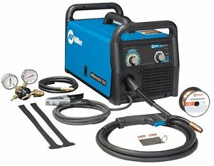 Miller Electric Mig Welder Millermatic 190 Series Input Voltage 240vac