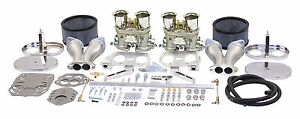 Empi Dual 40 Hpmx Carburetor Kit Vw Type 1 Idf Copy