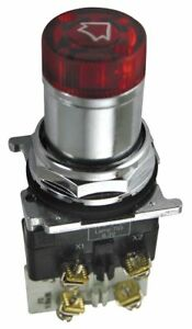 Cutler hammer 30mm Illuminated Selector Switch Maintained Maintained Action