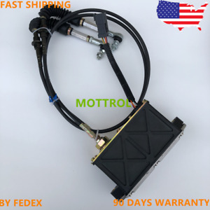 247 5231 Throttle Motor For Caterpillar Cat 320b 312b 320bl 6 Pin Double Cables
