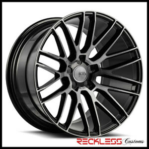 black wheels 22 in stock ready to ship wv classic car parts and Mercedes ML350 Wheels savini 22 bm13