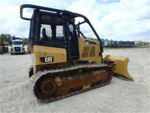 2014 Caterpillar D5k2 Xl Track Type Crawler Tractor Dozer Cat