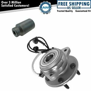 Front Wheel Hub Bearing W 32mm Socket For Explorer Mountaineer 4wd W Abs