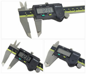 Mitutoyo Caliper 500 196 20 30 150mm 6 Absolute Digital Digimatic Vernier