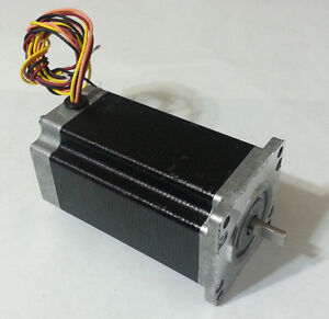 Stepper Motor Nema 23 T2 Series 380oz in 2 68nm Kollmorgen T23nrlf lss ns 02 1pc