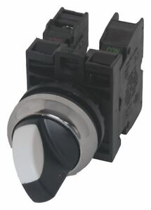 Eaton Non illuminated Selector Switch Size 22mm Position 3 Action