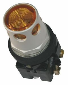 Eaton 30mm Led 1no Illuminated Push Button With Maintained Momentary Action
