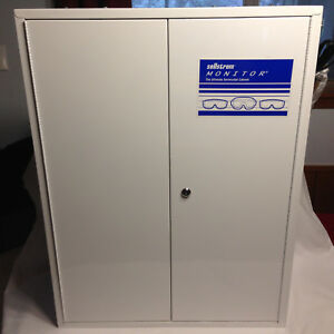 Sellstrom Monitor 90484 The Germicidal Cabinet For Lab Safety Glasses