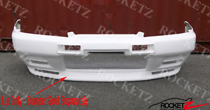 Nissan Skyline R32 Gtr Oe N1 Style Front Bumper Lip Only Usa Canada
