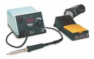 Weller Soldering Station 50w Digital 350 850 F Wesd51