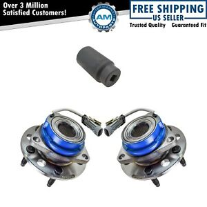 Front Wheel Hub Bearing Pair W 34mm Socket For Chevy Buick Cadillac
