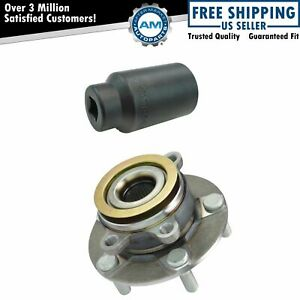 Front Wheel Bearing Hub Assembly Driver Or Pass W 32mm Socket For Nissan