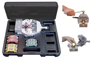 Mastercool 71550 A C Hose Crimper Tool Kit