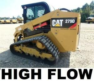 2015 Caterpillar 279d Skid Steer Loader Cat 279d