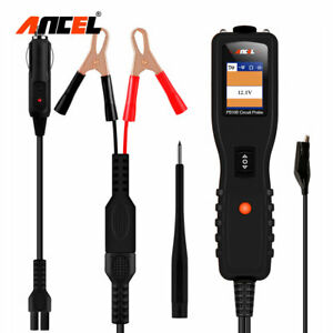 12v Auto Circuit Tester Probe Test Electrical Power Diagnostic Tool Ancel Pb100