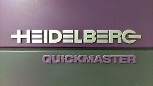 Heidelberg Qm Di 46 4 Classic 4 Color Digital Press Price Reduced