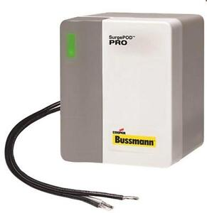 New Bussman Rb spp 240pn Surgepod Pro Easyid Whole House Surge Protector 7900053