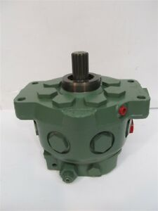 John Deere Ar101807 Radial Piston Hydraulic Pump 4020 remanufactured no Core