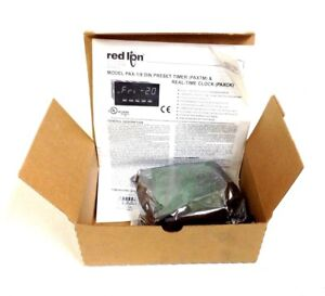 Red Lion Mpaxtm00 Timer Module