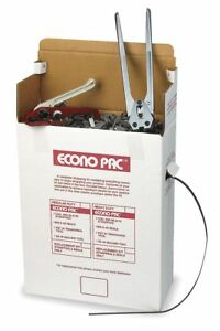 Pac Strapping Products Strapping Kit Polypropylene 7200 Ft L 2cxl4