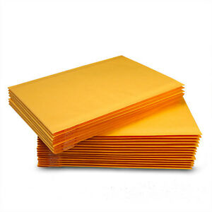 10 3000 0 6x10 Kraft Bubble Padded Mailers Self Seal Envelopes 6 x10 6 X 9