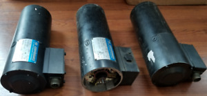 Contraves Type Mt30r4 46 Ferrite Brushed Dc Servo Motor Made In England